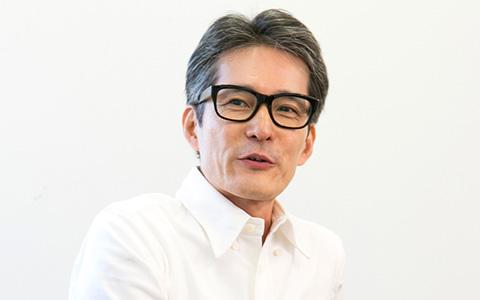 株式会社東京糸井重里事務所の廣瀬正木さんの正面を向いている画像