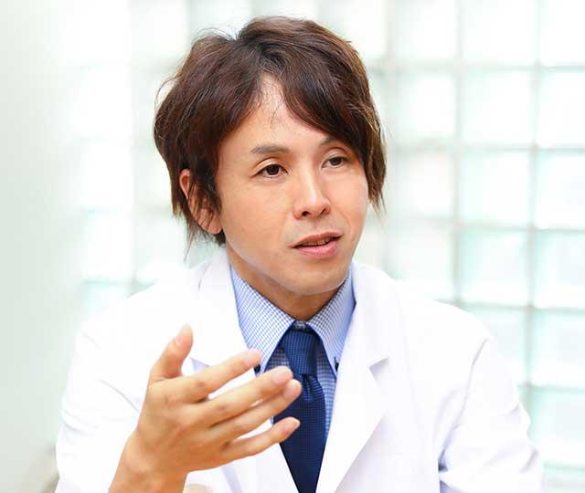 藤原 大介(ふじわら だいすけ)先生の顔写真