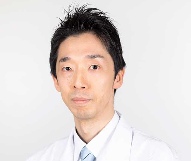 森田 悠治(もりた ゆうじ)先生の顔写真