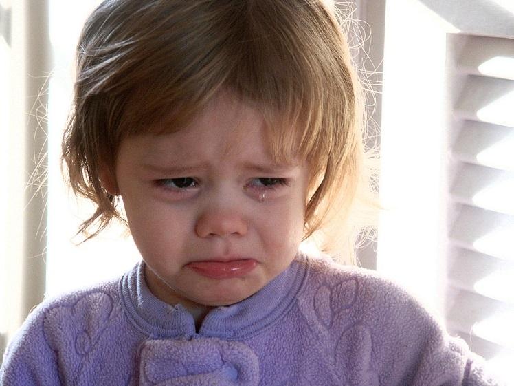 241 crying girl
