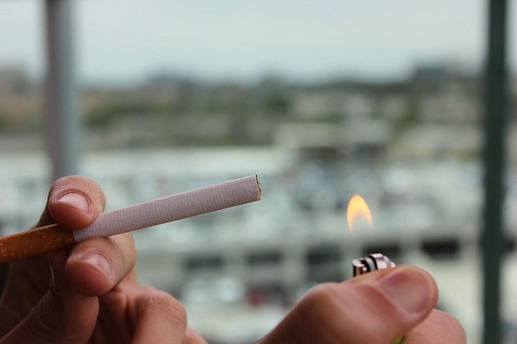 286 smokers