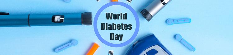 【管理栄養士コラム】11月14日は世界糖尿病デー 2型糖尿病の発症につながる原因は遺伝?の画像