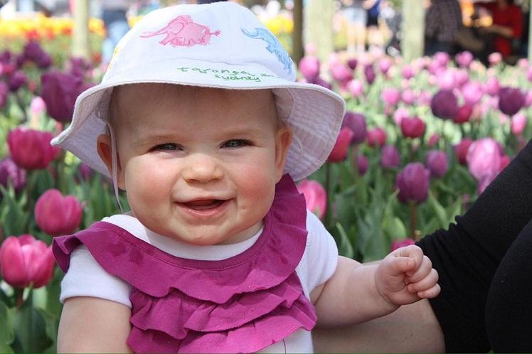 Baby smile vanessaq