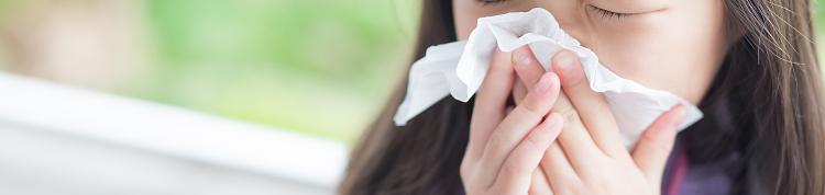 風邪より辛い?アレルギー性鼻炎の基本と対策の画像