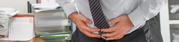 胃のキリキリ、もたれ「体質だから」と諦めないで!胃炎の放置は胃がんのリスクを高めますの画像