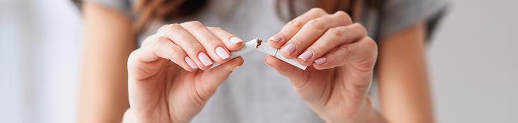 妊娠しても吸っちゃう私が禁煙できる!?セラピーよりも効く驚きの治療法とはの画像