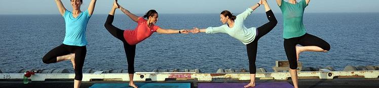 Yoga seaside small